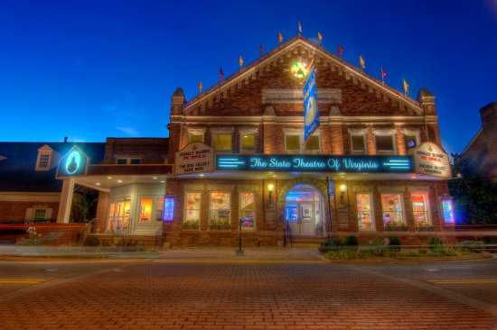 The Barter Theatre in Abingdon, VA